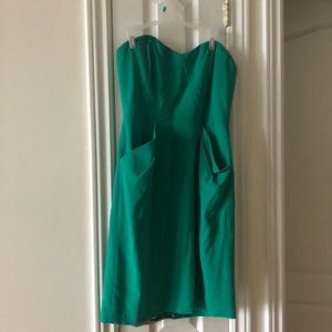 BCBGMaxAzria dress size 10 worn once
